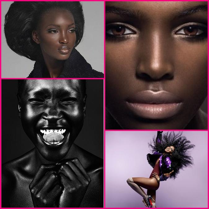 Bridal Makeup Tutorial For Dark Skin : Dark Skin Makeup Tutorial - Mugeek Vidalondon