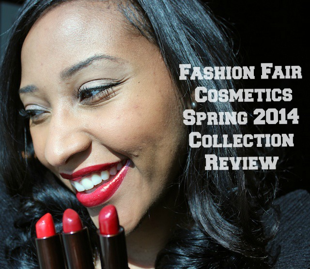 """Fashion Fair Cosmetics Spring 2014 Collection """"Eyes Wide"""