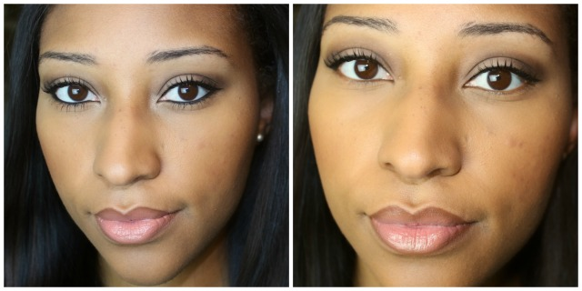 Day to Night 5 Minute Smokey Eye n' Nude Lip