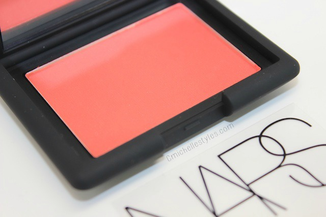 Nars Liberte Blush Review