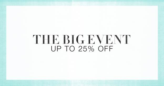 Shopbop.com The Big Event